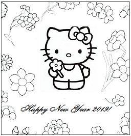 Hello Kitty New Year