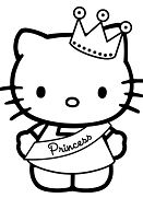 Hello Kitty Princess 2