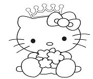 Hello Kitty Princess 3