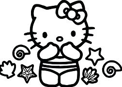 Hello Kitty Summer 1