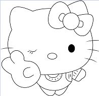 Hello Kitty the Cat