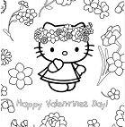 Hello Kitty Valentine 1