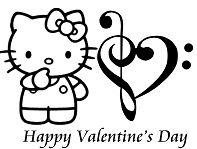 Hello Kitty Valentine s Day