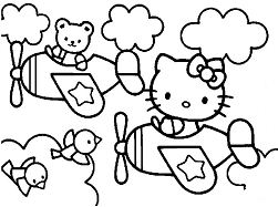 Hello Kitty With Her Friends 1