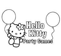 Hello Kitty With Party Games