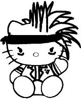 Hello Kitty X Japan Yoshiki