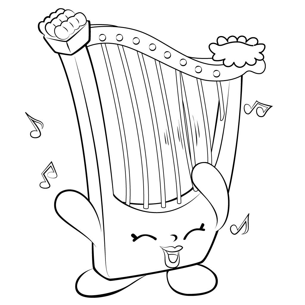 Hillary Harp Shopkin Season 5
