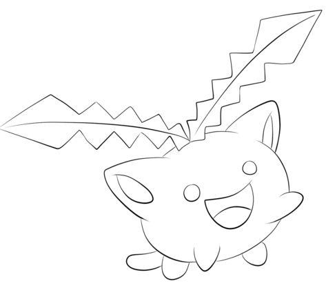 Hoppip Pokemon