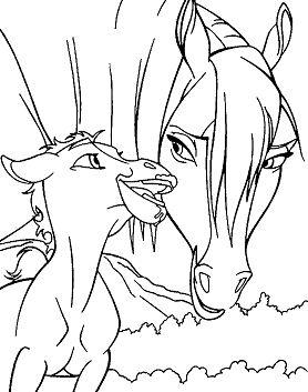 Horse Cute 1