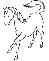 Horse Cute 2
