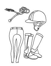 Horse Riding Equipment For Kid