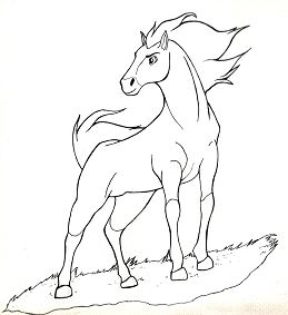 Horse Spirit 1