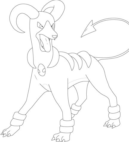 Houndoom Pokemon