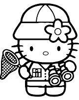 Hunter Hello Kitty