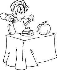 I Love A Pumpkin Pie