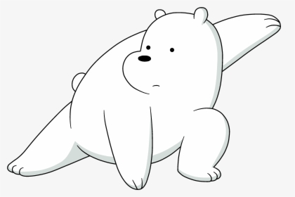 Ice Bear Coloring Page