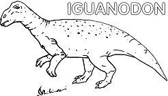 Iguanodon 1