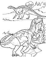 Iguanodon Dinosaurs 1