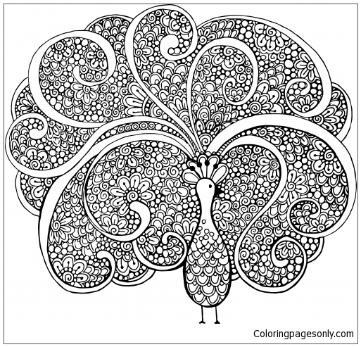 Inspiration Graphic Advanced Mandala Coloring Pages - Mandala Coloring Pages  - Free Printable Coloring Pages Online