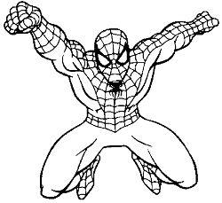 Inspiring Spiderman
