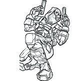 Jokingartcom Deadpool 2