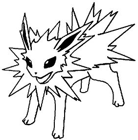 Jolteon Pokemon