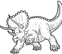 Jurassic World Fallen Kingdom Indoraptor Coloring Page