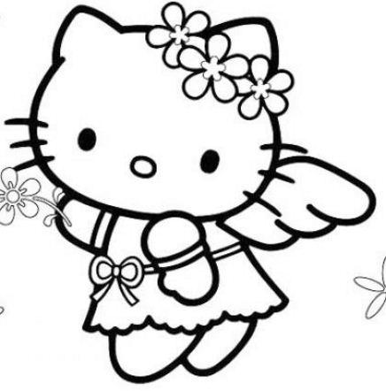 Kitty Little Angel