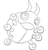 Ledyba Pokemon