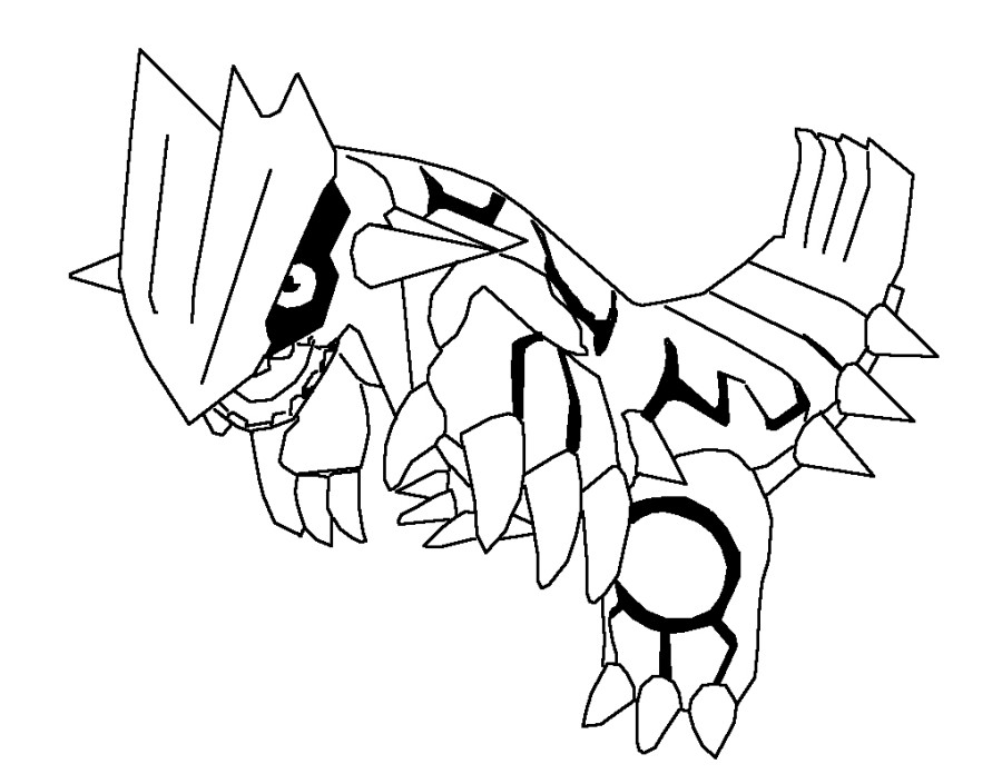 Legendary Pokemon Coloring Pages - Coloring Pages - Free Printable Coloring  Pages Online