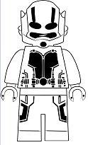 Lego Ant Man 1