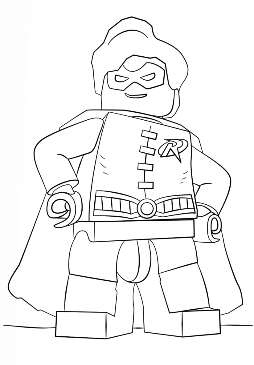 Lego the big adventure to color for kids - Lego the Big Adventure ... | 1186x824