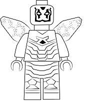 Lego Blue Beetle