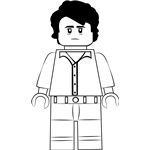 Lego Bruce Banner