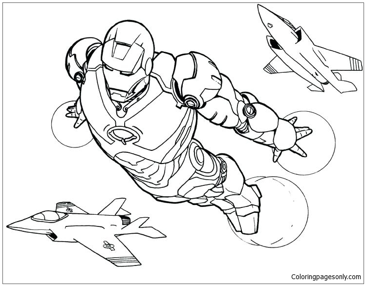 Lego Captain America 1 Coloring Page - Free Coloring Pages Online