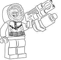 Lego Captain Cold