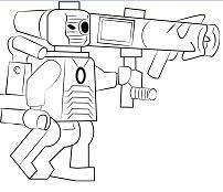 Lego Deadshot