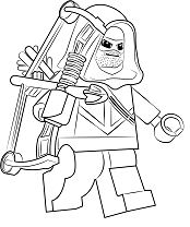 Lego Darkseid Coloring Page Free Coloring Pages Online