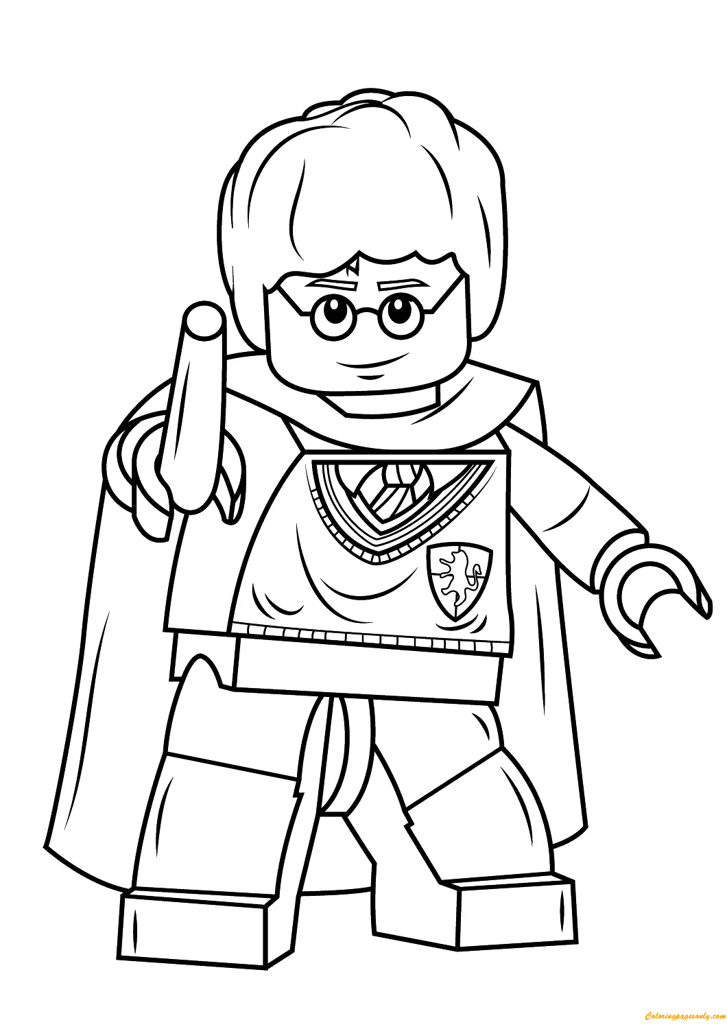 The 25 Best Lego Coloring Pages Ideas Fun