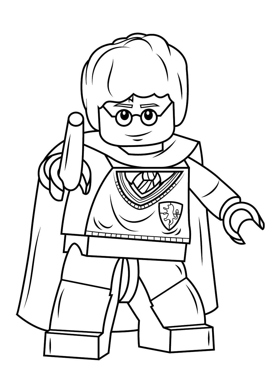 Lego Harry Potter Wands