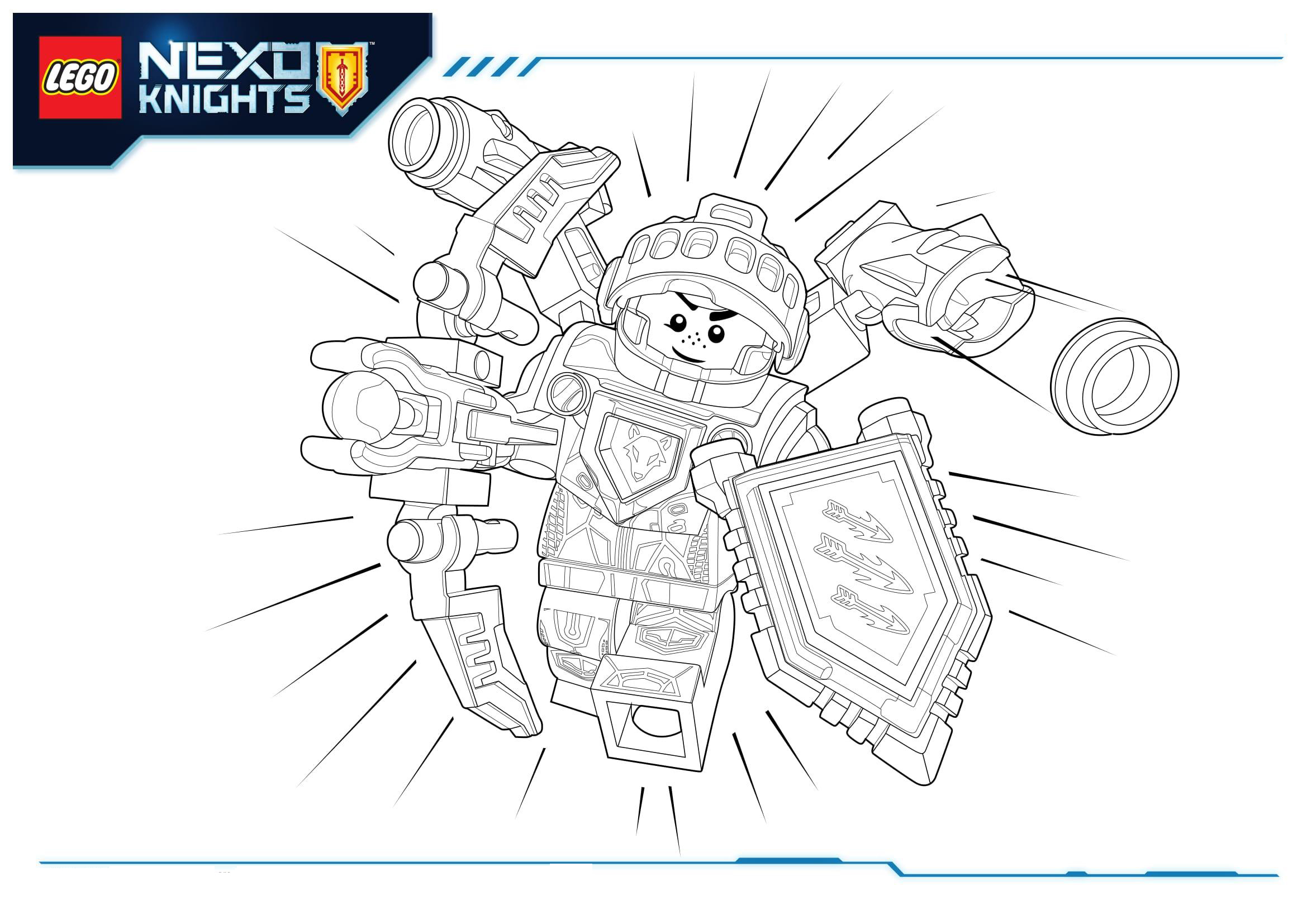 Lego Nexo Knights Ultimate Clay