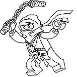 Lego Ninja 1