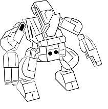 Lego Rhino