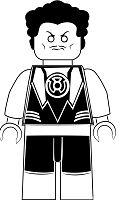 Lego Sinestro