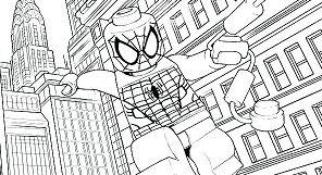 Lego Spider Man 2