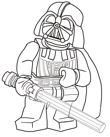 Lego Star Wars Darth Vader