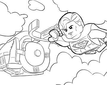 Lego Superman 2