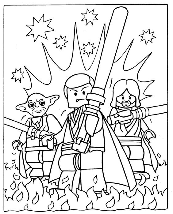 Lego City Ambulance Coloring Page - Free Coloring Pages Online