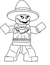 kabuki coloring pages | The Lego Batman Kabuki Twin Coloring Page - Free Coloring ...