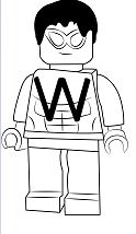 Lego Wonder Man